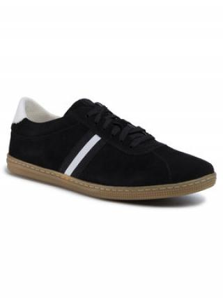Gino Rossi Sneakersy Iten MPU112-AN9-0053-9911-T Černá pánské 40