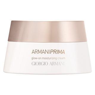 Giorgio Armani Hydratační a rozjasňující pleťový krém Armani Prima  50 g dámské
