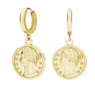 Giorre Womans Earrings 36580 dámské Other One size
