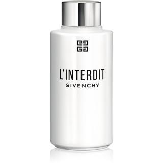 Givenchy L'Interdit sprchový olej pro ženy 200 ml dámské 200 ml