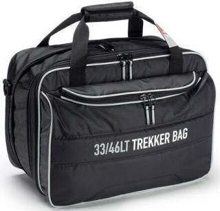 Givi T484B Inner and Extendable Bag for Trekker TRK33N/TRK46N