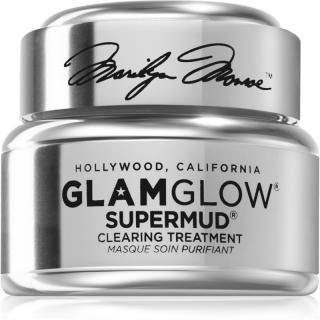 Glamglow SuperMud Marilyn Monroe čisticí maska pro dokonalou pleť 15 g dámské 15 g