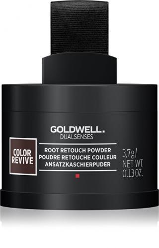 Goldwell Pudr pro zakrytí odrostů Dualsenses Color Revive  3,7 g Dark Brown dámské