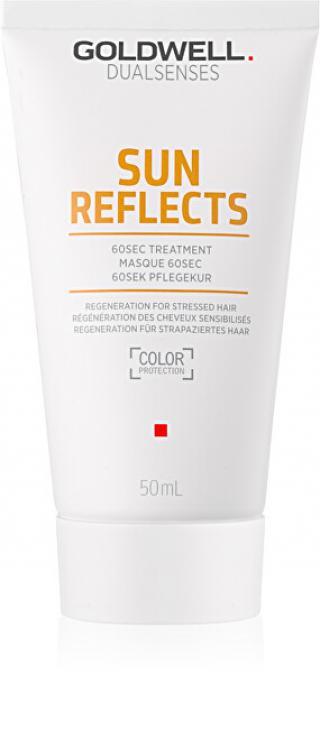 Goldwell Regenerační maska pro sluncem namáhané vlasy Dualsenses Sun Reflects  50 ml dámské