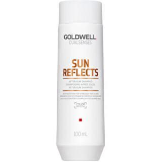 Goldwell Šampon pro sluncem namáhané vlasy Dualsenses Sun Reflects  100 ml dámské