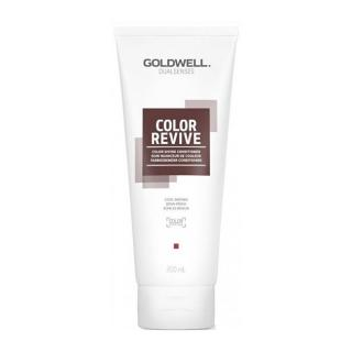 Goldwell Tónovací kondicionér Cool Brown Dualsenses Color Revive  200 ml dámské