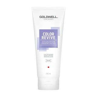Goldwell Tónovací kondicionér Light Cool Blonde Dualsenses Color Revive  200 ml dámské