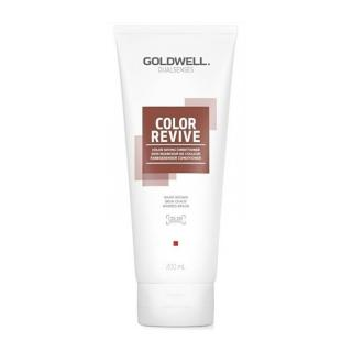 Goldwell Tónovací kondicionér Warm Brown Dualsenses Color Revive  200 ml dámské