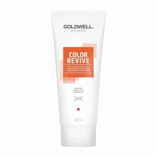Goldwell Tónovací kondicionér Warm Red Dualsenses Color Revive  200 ml dámské