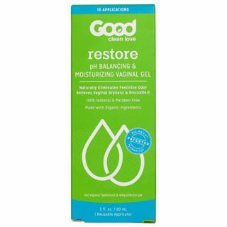 Good Clean Love Obnovující lubrikační gel navracející zdraví vagíny 60 ml