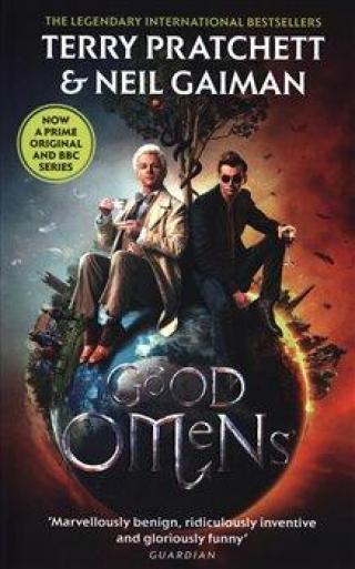 Good Omens  - Pratchett Terry, Gaiman Neil,