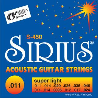 Gorstrings S-450 12-Strings Set
