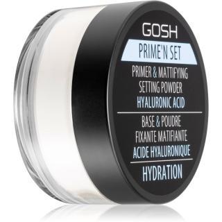 Gosh Primen Set podkladová báze a fixační pudr v jednom odstín 003 Hydration 7 g dámské 7 g