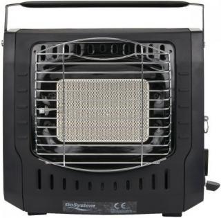 GoSystem Dynasty Heater  #928458 Black