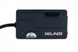 Gps lokátor helmer lk 512 pro sledování motocyklů a elektrokol