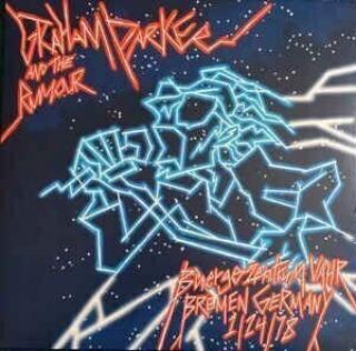 Graham Parker & The Rumour Live In Bremen  Black