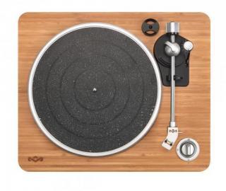 Gramofon retro marley stir it up - signature black
