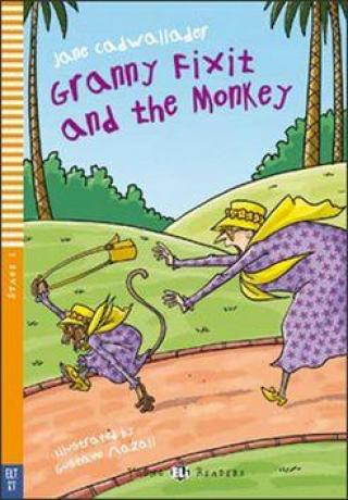 Granny Fixit and the Monkey - Cadwallader Jane