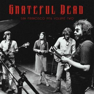 Grateful Dead San Francisco 1976 Vol. 2  Black