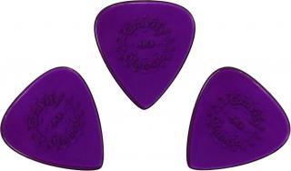 Gravity Picks GTCL90 Classic Standard .90mm 3-Pack Purple Violet