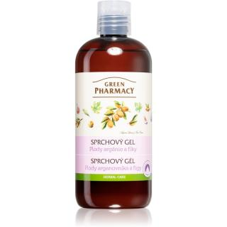 Green Pharmacy Body Care Argan Oil & Figs hydratační sprchový gel 500 ml dámské 500 ml