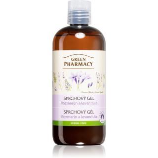 Green Pharmacy Body Care Rosemary & Lavender pečující sprchový gel 500 ml dámské 500 ml