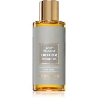 Greenum Freedom osvěžující sprchový olej pro muže 150 ml pánské 150 ml