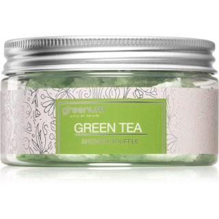 Greenum Green Tea tělové suflé do sprchy 160 g dámské 160 g
