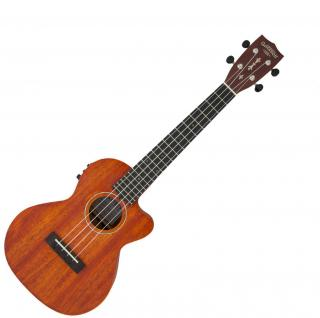 Gretsch G9121-ACE Tenorové ukulele Honey Mahogany Stain Brown Tenor Ukulele