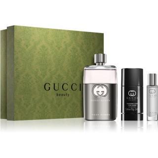 Gucci Guilty Pour Homme dárková sada  V. pánské