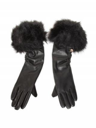 Guess Dámské rukavice Not Coordinated Gloves AW8536 POL02 Černá S
