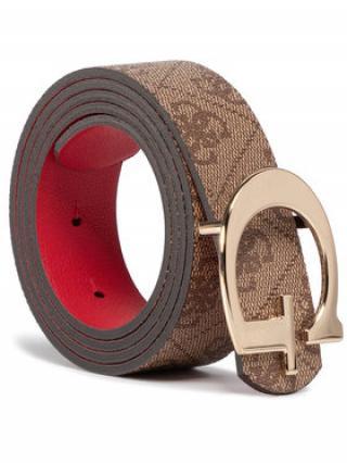 Guess Dámský pásek Alby (SG) Belts BW7346 VIN30 Hnědá S