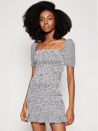 Guess Každodenní šaty Aida W1GK0Y WDV70 Černá Slim Fit dámské XL