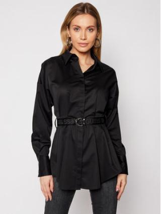 Guess Košile Rhianna W1RH68 WAF10 Černá Regular Fit dámské XS