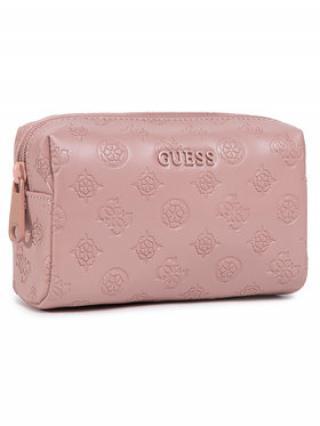 Guess Kosmetický kufřík Annabel Accessories PWANNA P0414 Růžová 00