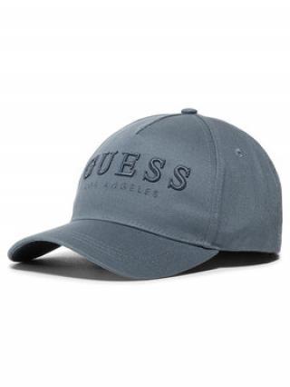 Guess Kšiltovka Not Coordina Ted Hats AM8612 COT01 Modrá 00