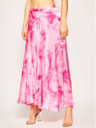 Guess Maxi sukně W0GD57 WCUY0 Růžová Regular Fit dámské XS