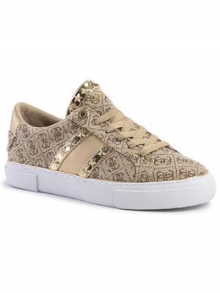Guess Sneakersy Grayzin2 FL5GZ2 FAL12 Béžová dámské 41