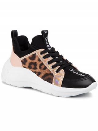 Guess Sneakersy Speerit FL6SPT FAL12 Černá dámské 35