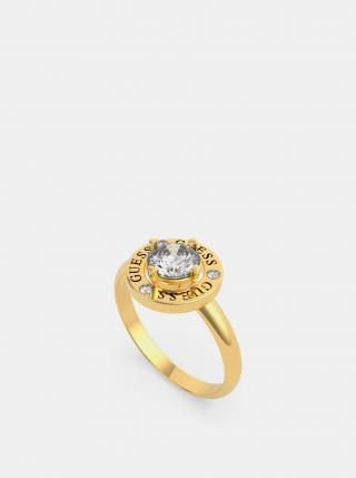 Guess zlatý prsten All Around You dámské zlatá S