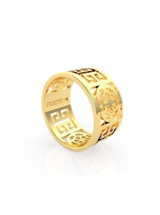 Guess zlatý prsten Peony Art dámské zlatá S