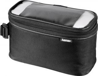 Hama Bicycle Bag for Smartphones Black
