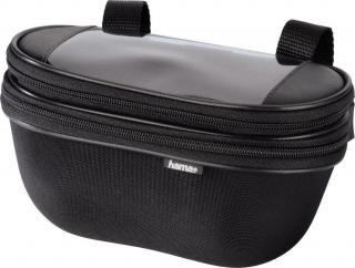 Hama Hard Case Bicycle Bag for Smartphones Black