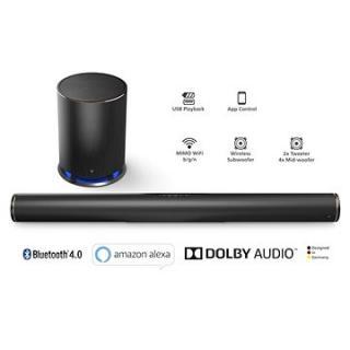 Hama Smart Soundbar SIRIUM4000ABT Alexa