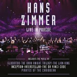 Hans Zimmer – Live In Prague DVD