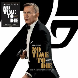 Hans Zimmer  No Time To Die  Limitovaná edice