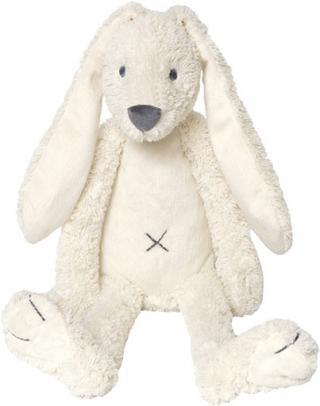 HAPPY HORSE Smetanový Králíček Richie BIG, 58 cm bílá
