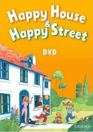 Happy House / Happy Street New Edition DVD - Maidment S. Roberts L.