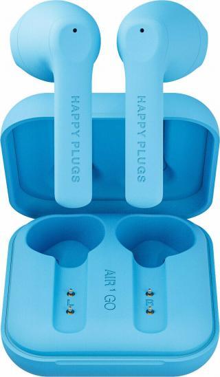 Happy Plugs Air 1 Go Modrá