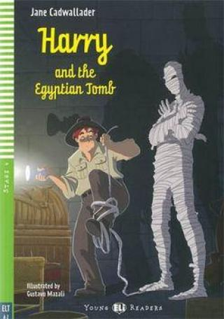 Harry and the Egyption Tomb - Cadwallader Jane